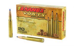 BARNES VOR-TX 3006 168GR TTSX BT 20/