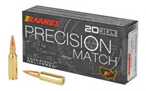 BARNES PREC MTH 6.5 GRN 120GR MB OTM