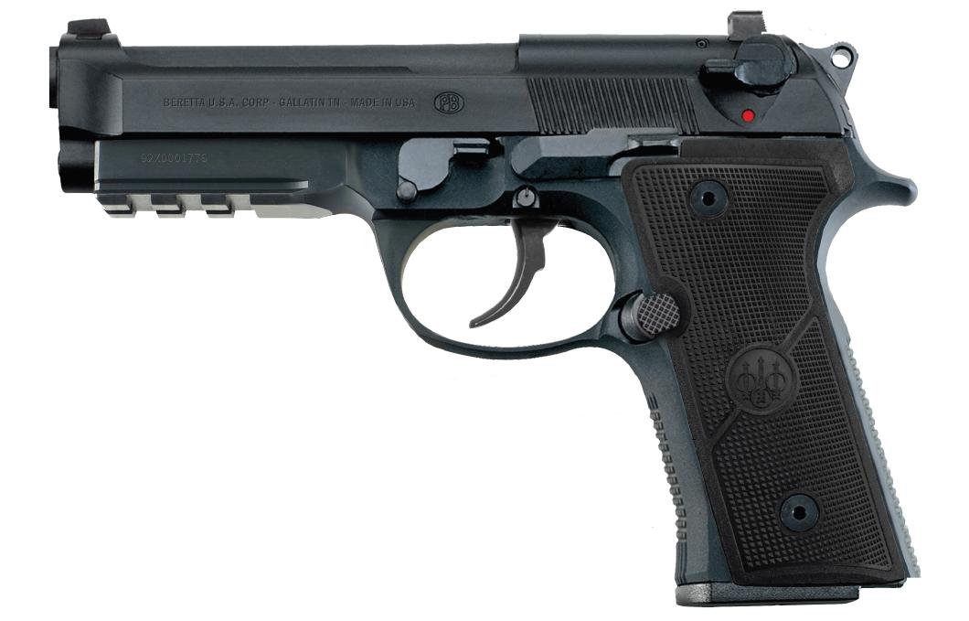 Beretta 92X Centurion 9mm