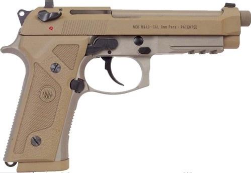 Beretta M9A3 9mm