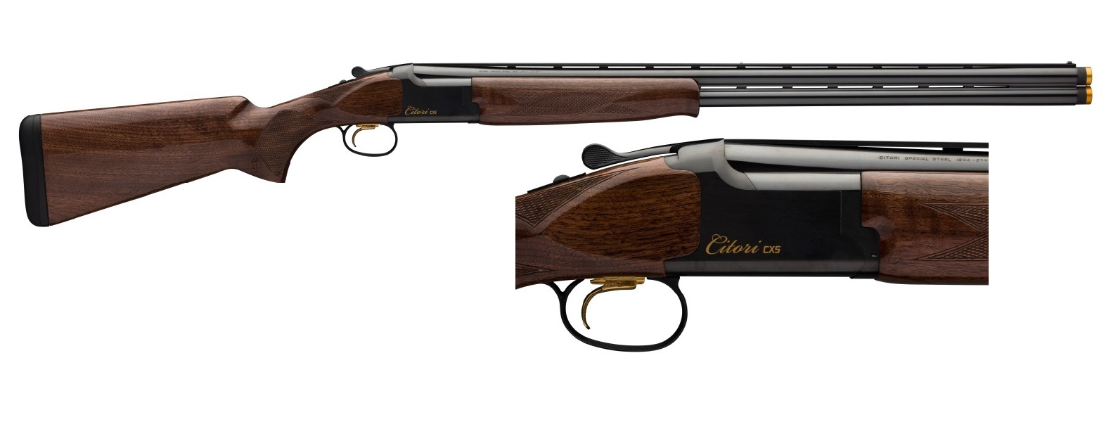 Browning Citori CX (Crossover) 12 Gauge