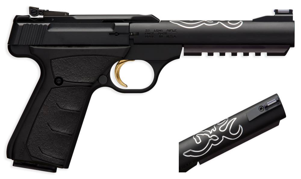 Browning Buck Mark Lite UFX 22 LR