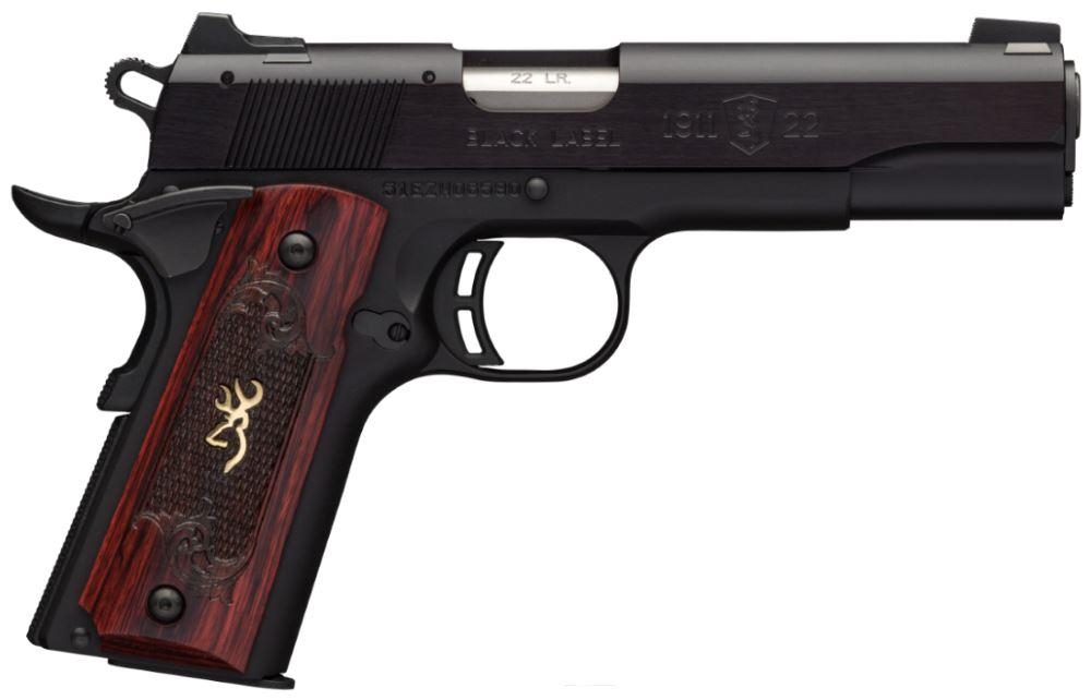 Browning Black Label 1911-22 Medallion 22 LR