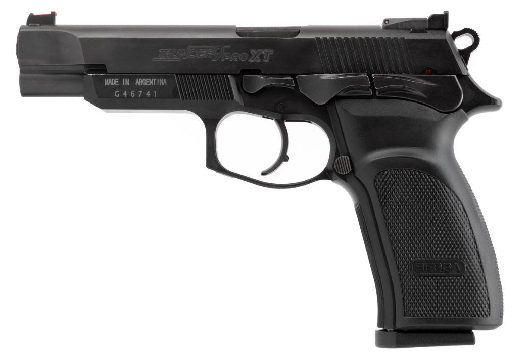 Bersa Thunder 9 Pro XT Matte 9mm