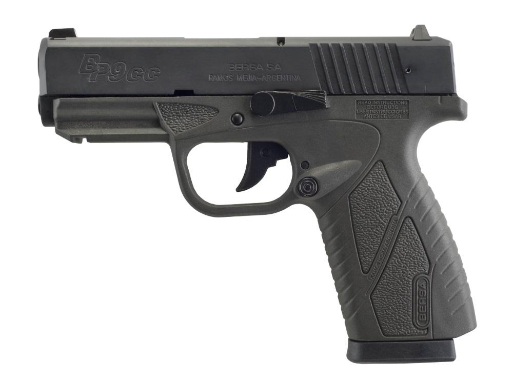 Bersa BP9 Concealed Carry 9mm