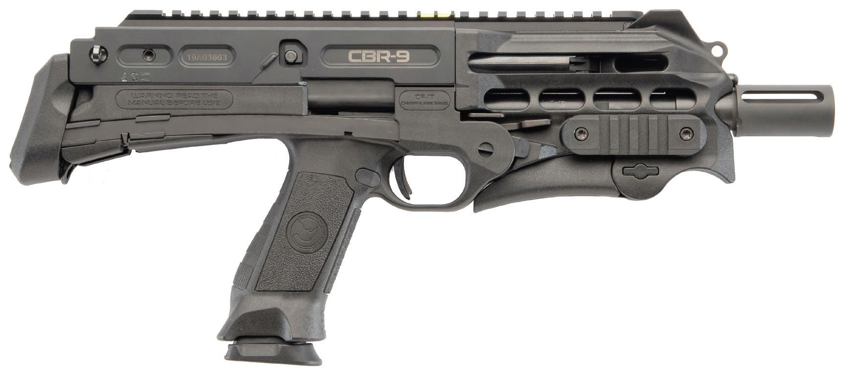 Chiappa Firearms CBR-9 Black Rhino 9mm