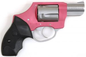 Charter Arms Pink Lady 38 Special