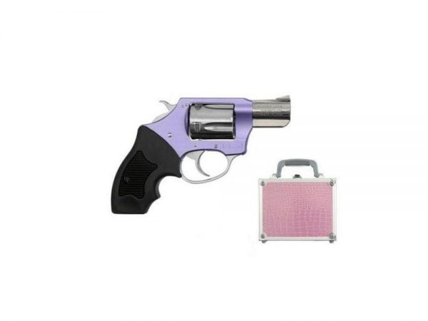 Charter Arms Lavender Chic Lady 38 Special