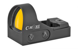 C-MORE RTS V5 RED DOT 6 MOA BLK