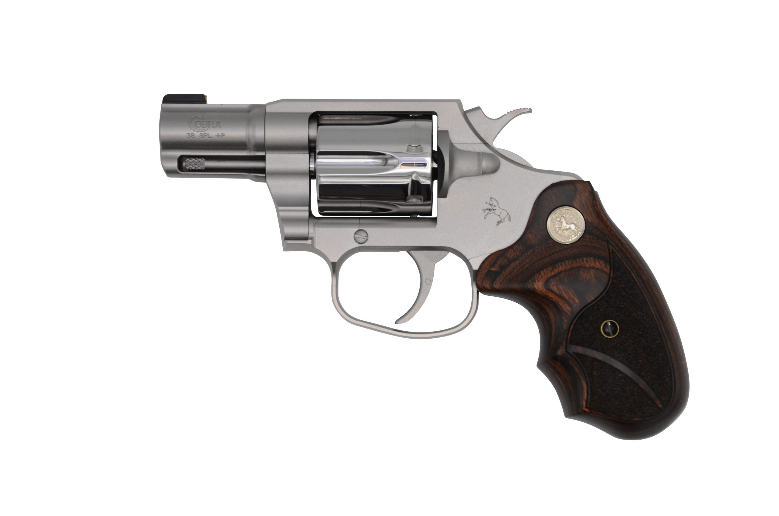 Colt Cobra Classic Revolver 38 Special