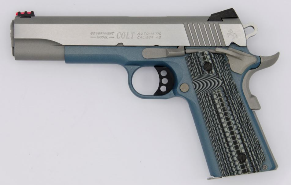 Colt Series 70 Competition 9mm
