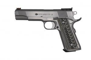 Colt Series 70 Custom Competition 38 Super