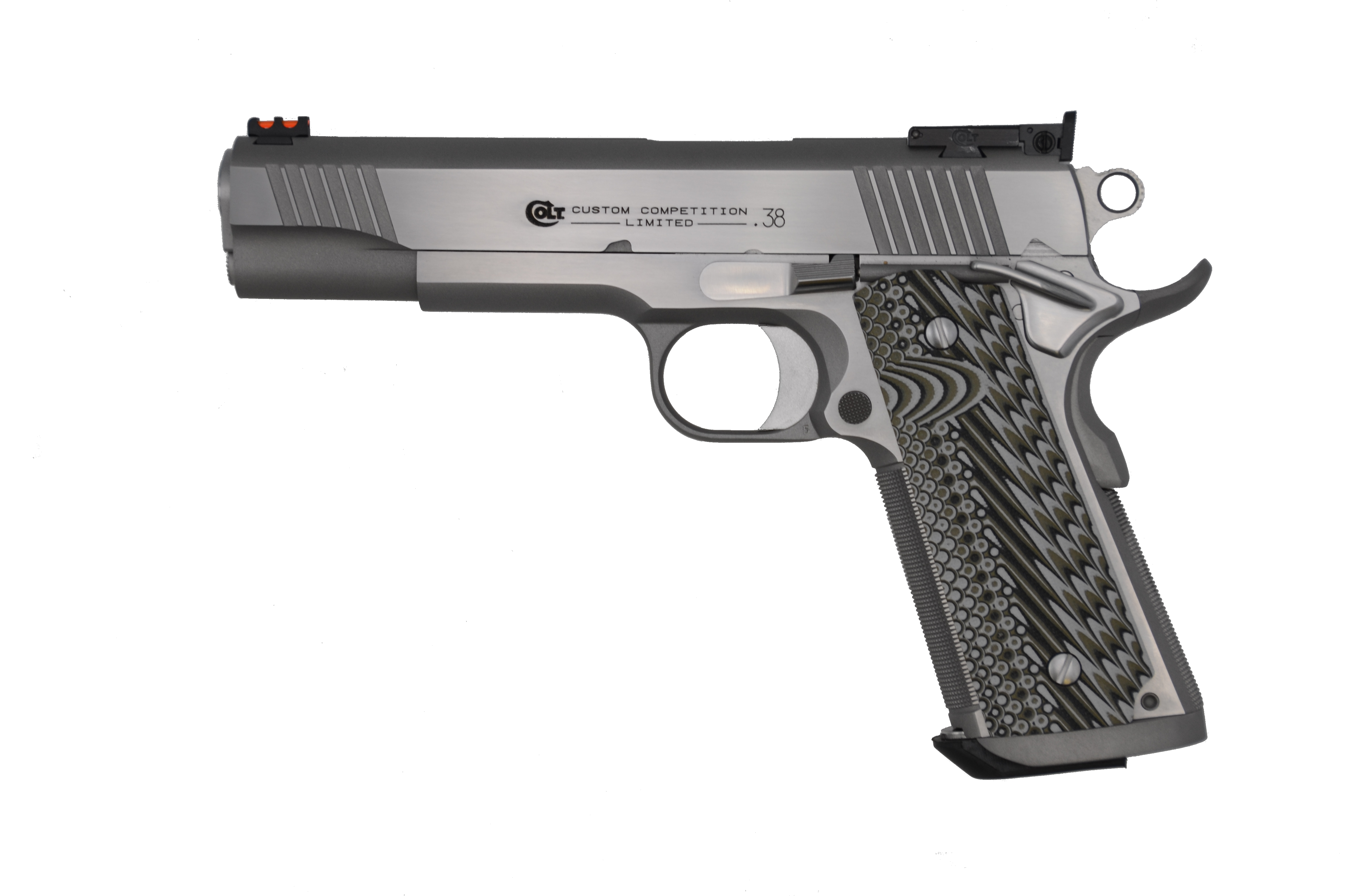 Colt Series 70 Custom Competition 38 Super