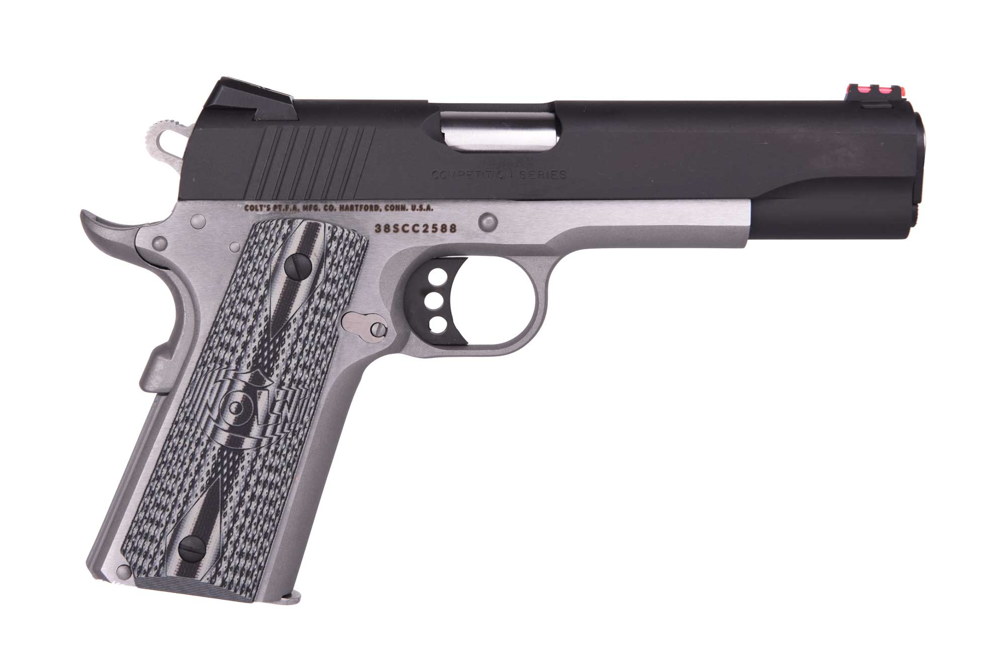 Colt Competition Government 38 Super