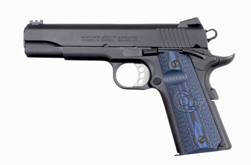 Colt Series 70 Competition 45 ACP