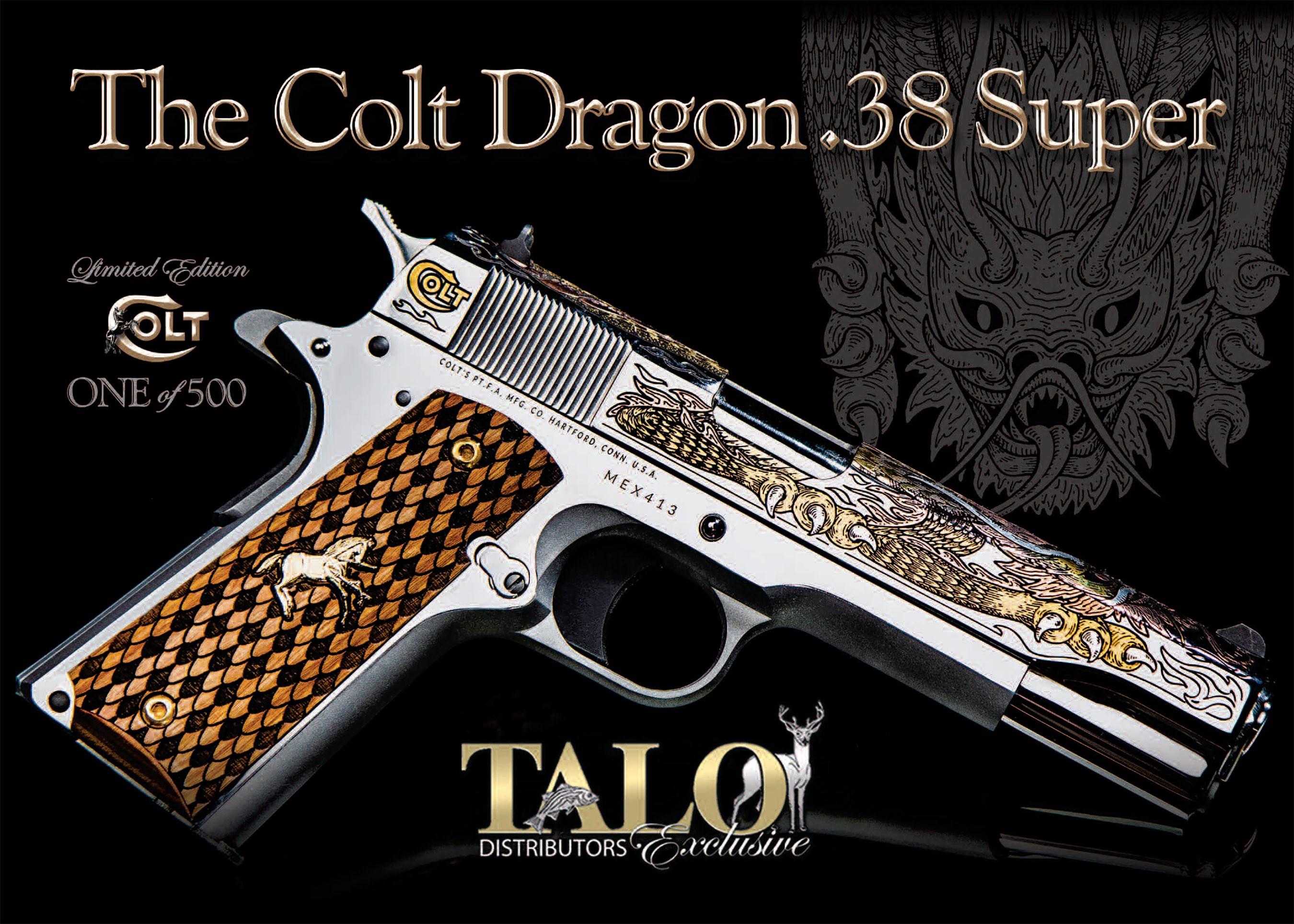 Colt Colt Dragon 38 Super