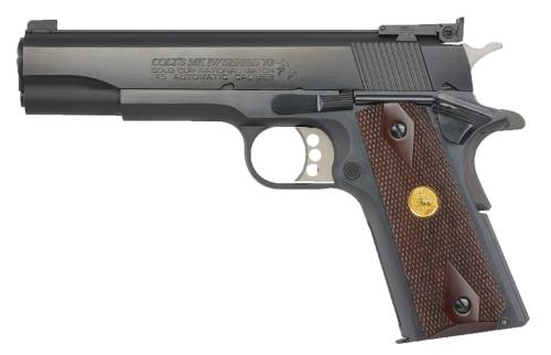 Colt Gold Cup National Match 45 ACP