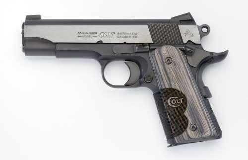 Colt Wiley Clapp CCO 45 ACP