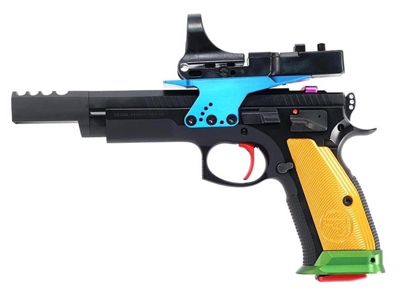 CZ-USA CZ TS Czechmate Parrot 9mm