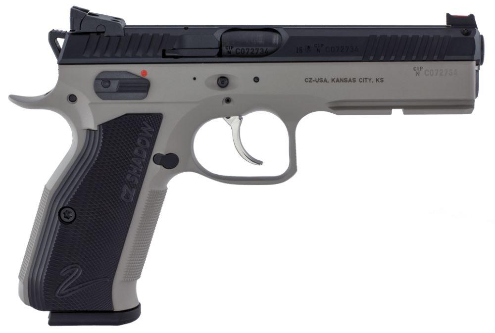 CZ-USA Shadow 2 Urban Grey 9mm