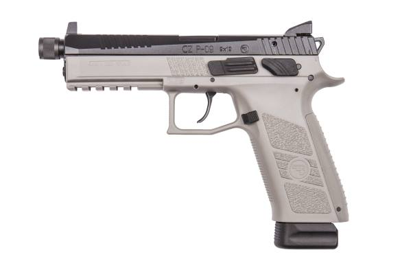 CZ-USA P-09 Suppressor Ready 9mm