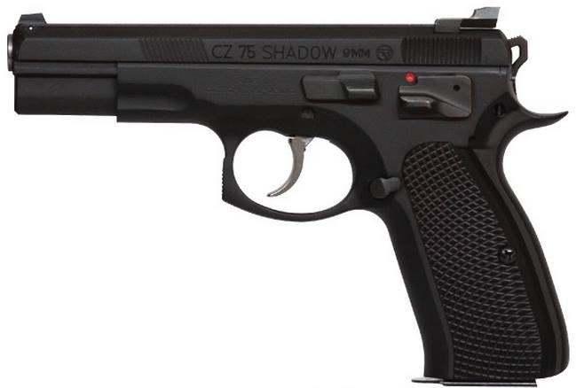 CZ-USA CZ 75 Shadow TAC II 9mm