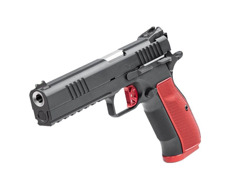 CZ-USA Dan Wesson DWX 9mm
