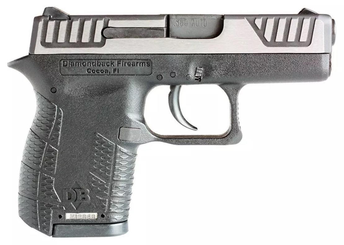 Diamondback Firearms DB380SL 380 ACP