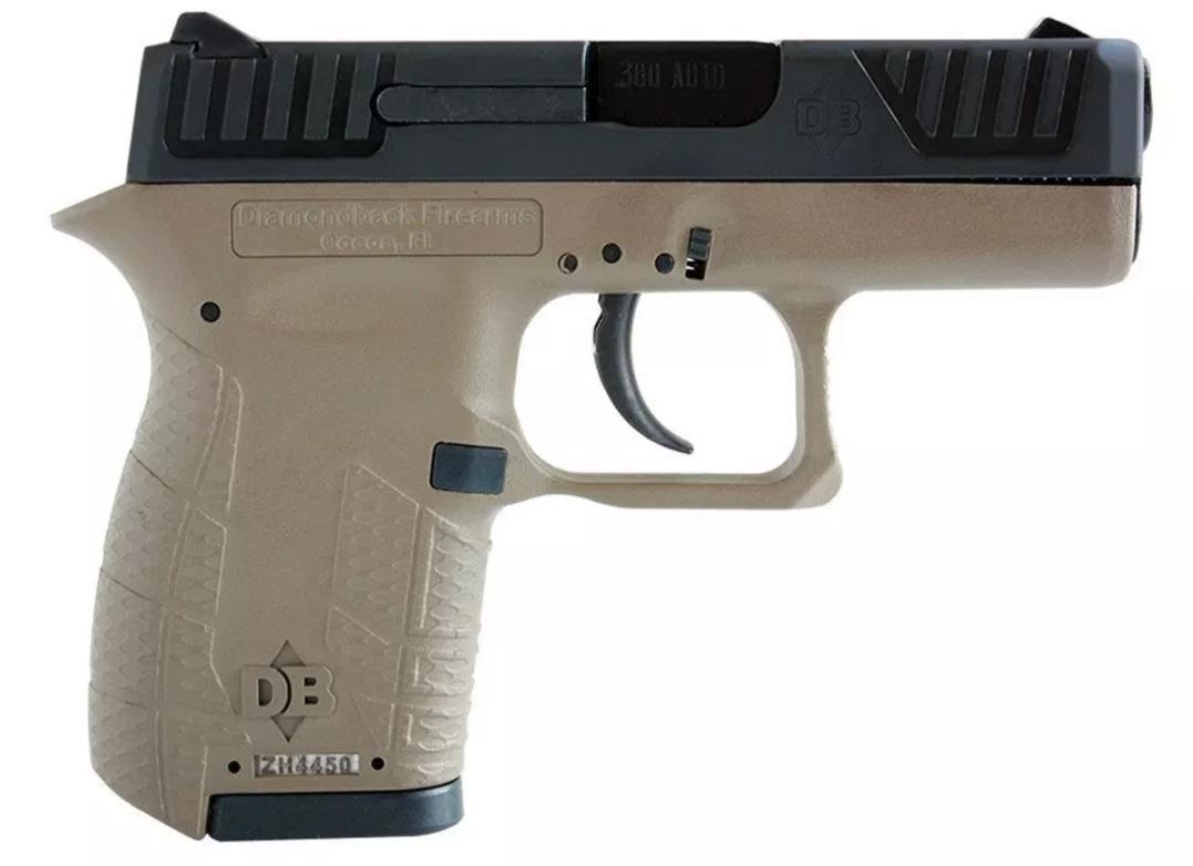 Diamondback Firearms DB380 380 ACP