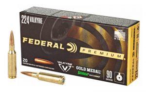 FED GOLD MDL 224VLK 90GR BTHP 20/200
