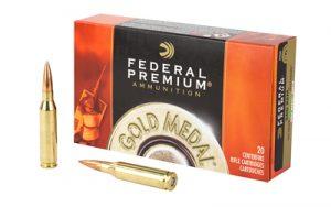 FED GOLD MDL 260REM 142GR 20/200
