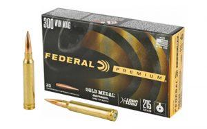 FED GOLD MDL 300WN 215GR HB 20/200