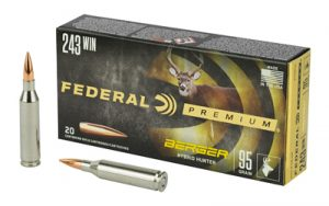 FED PRM 243WIN 95GR HYB HTR 20/200