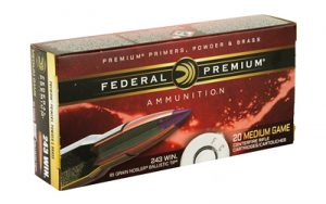 FED PRM 243WIN 95GR NBT 20/200