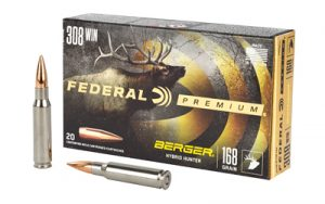 FED PRM 308WIN 168GR HYB HTR 20/200