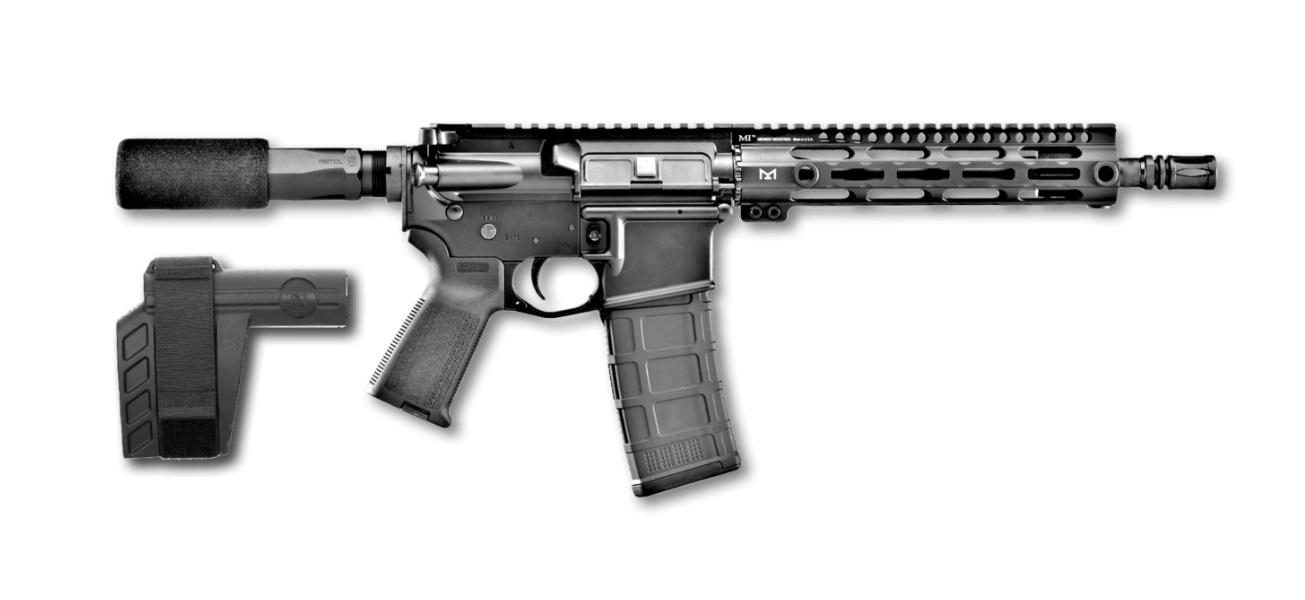 FN FN15 Pistol 223 Rem   5.56 NATO