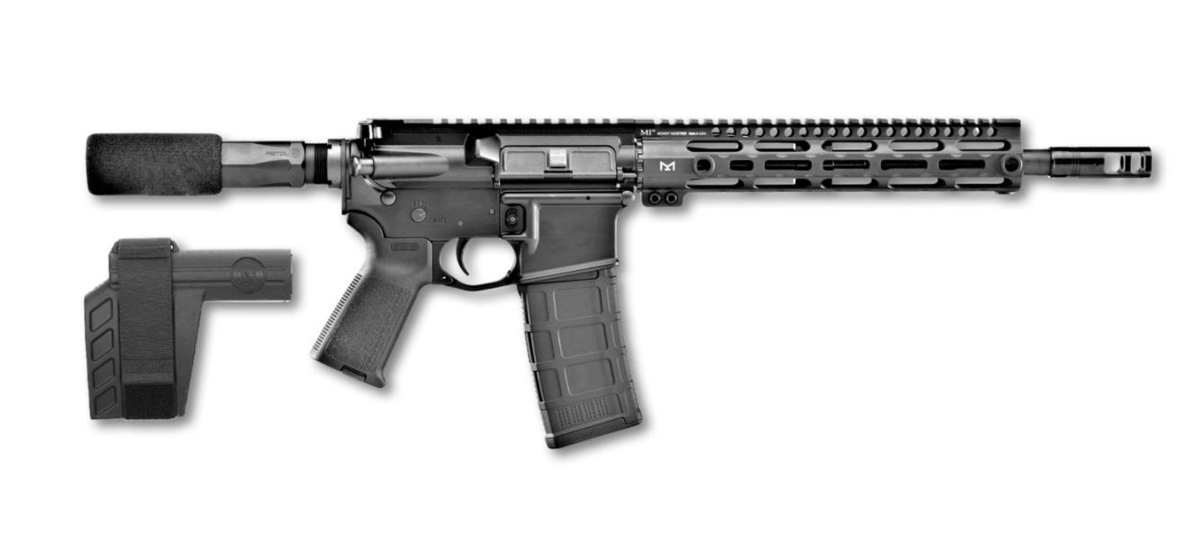 FN FN15 Pistol 300 AAC Blackout