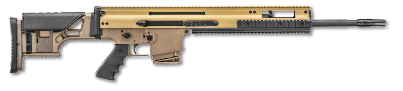 FN SCAR 20S 6.5 Creedmoor