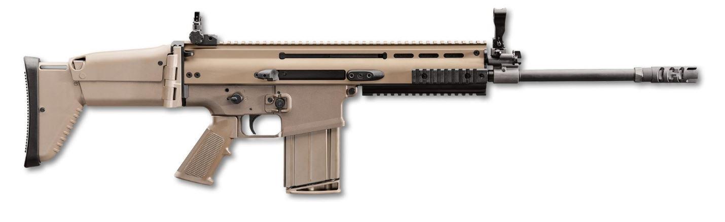 FN SCAR 17S 7.62 x 51mm   308 Win