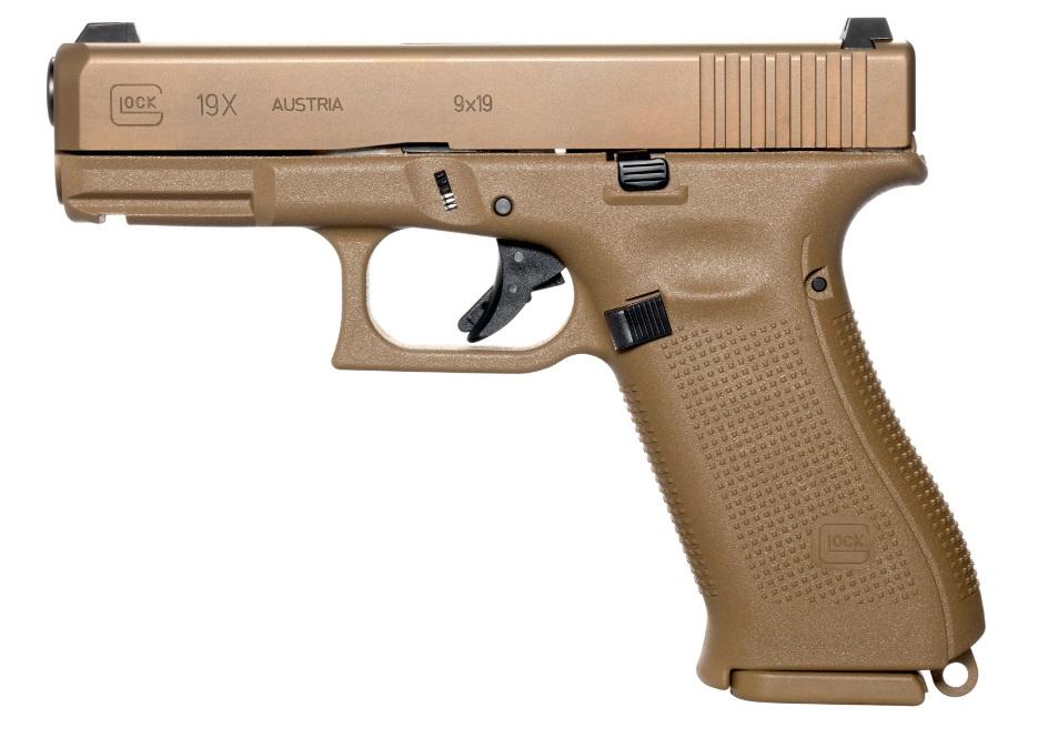GLOCK G19X G5 9mm