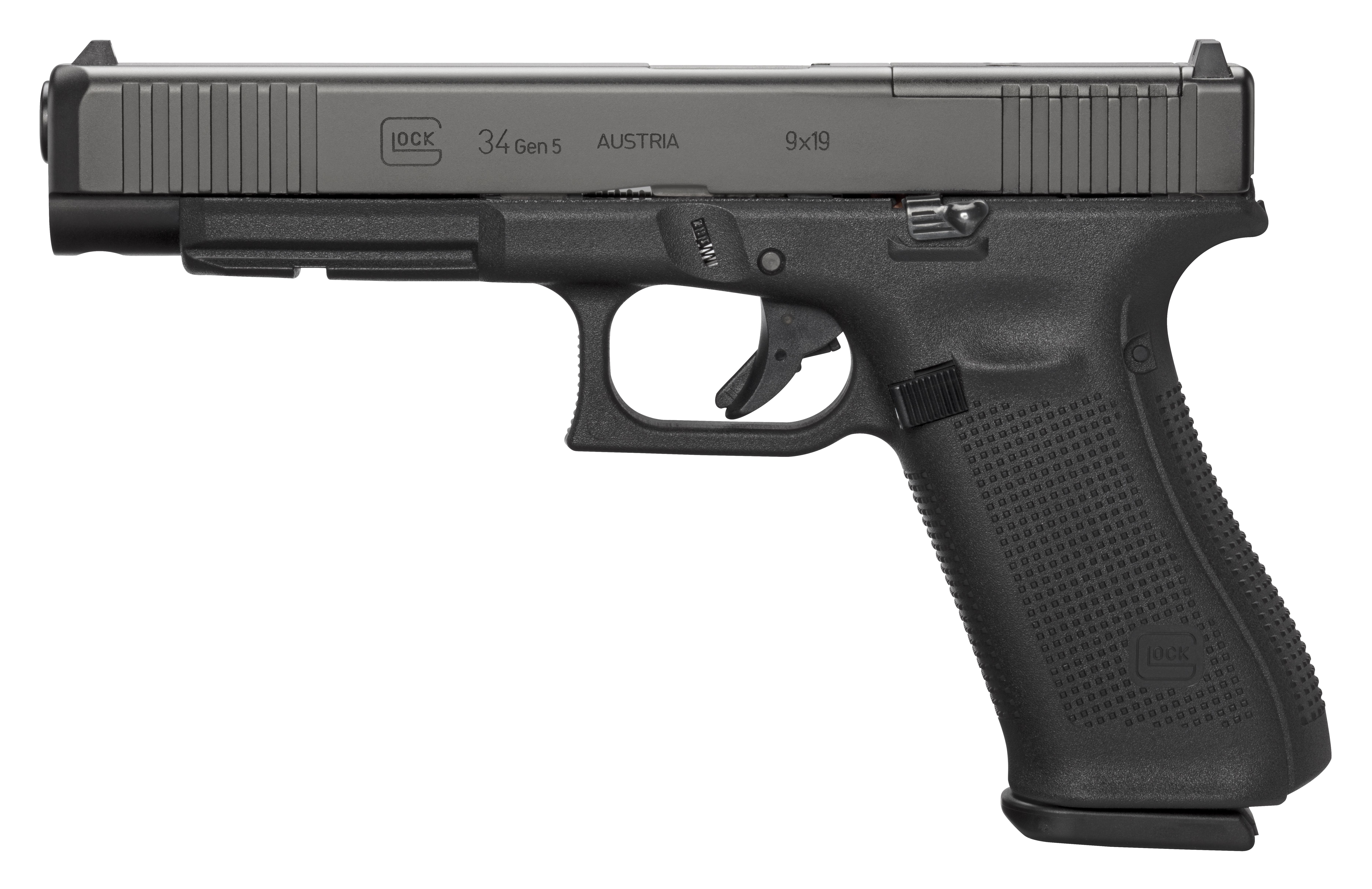 GLOCK G34 MOS G5 9mm