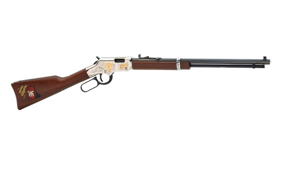Henry Repeating Arms Goldenboy Shriners Tribute Ed. 22 LR