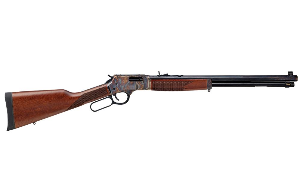 Henry Repeating Arms Big Boy Steel 357 Magnum   38 Special