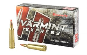 HRNDY 22-250 55GR VMAX 20/200