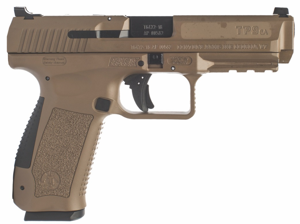CANIK TP9SA Mod. 2 9mm