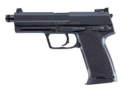 Heckler and Koch (HK USA) USP45 Tactical (V1) 45 ACP