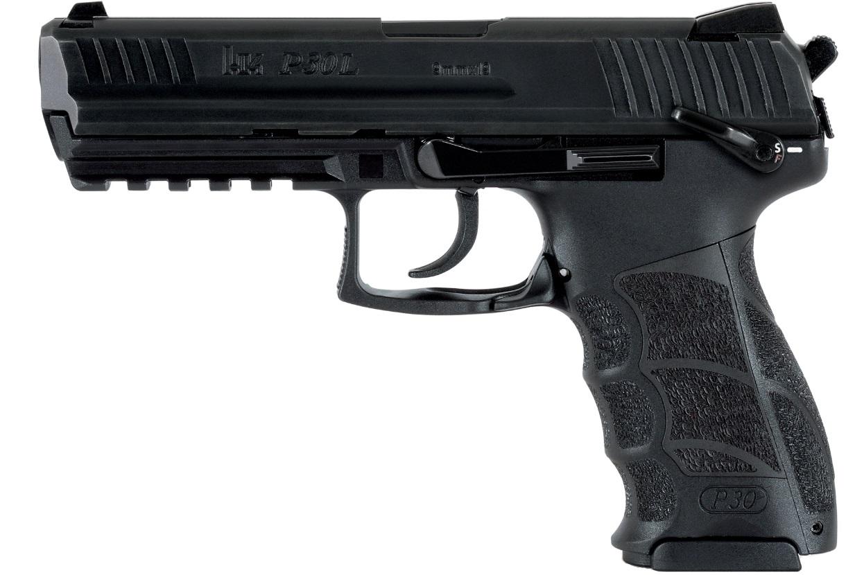 Heckler and Koch (HK USA) P30LS (V3) 9mm