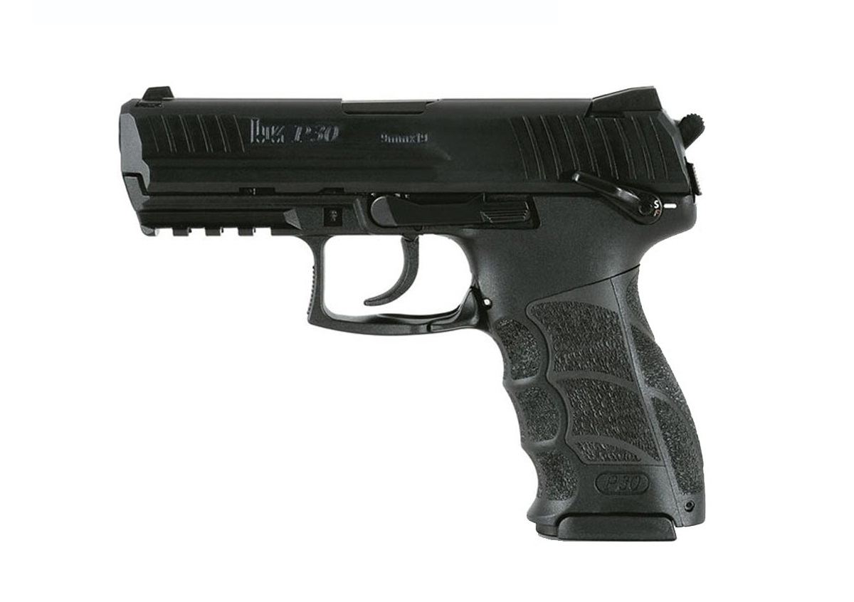 Heckler and Koch (HK USA) P30S (V3) 9mm