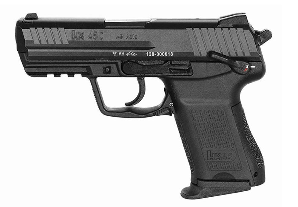 Heckler and Koch (HK USA) HK45 Compact (V1) 45 ACP