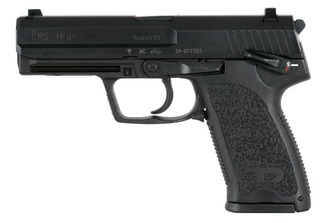Heckler and Koch (HK USA) USP9 (V1) 9mm